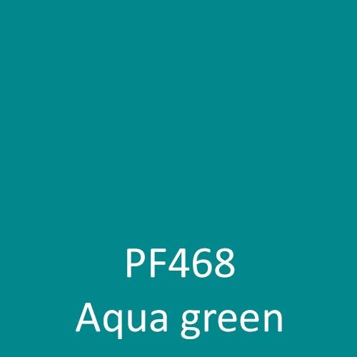 PF468 Aqua green