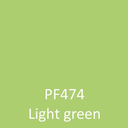 PF474 Light green