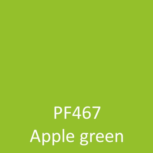 PF467 Apple green