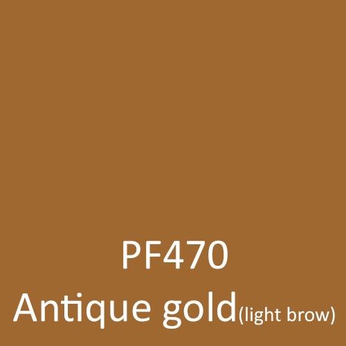 PF470 Antique gold