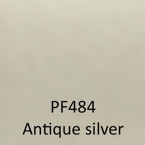 PF484 Antique silver