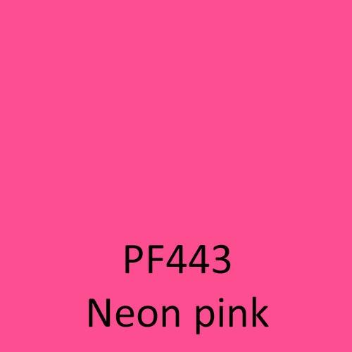 PF443 Neon pink
