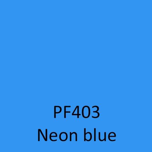 PF403 Neon blue