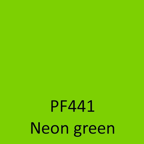 PF441 Neon green