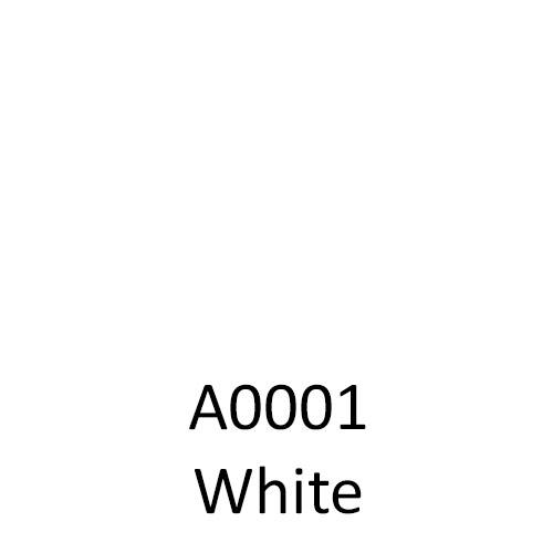 a0001 white
