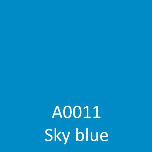 a0011 sky blue