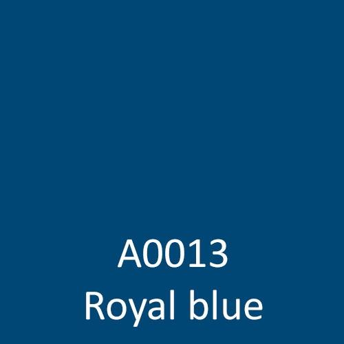 a0013 royal blue