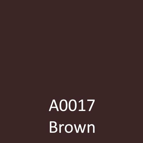 a0017 brown