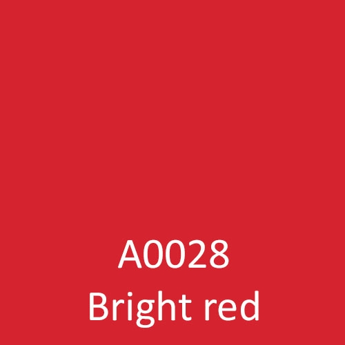 a0028 bright red
