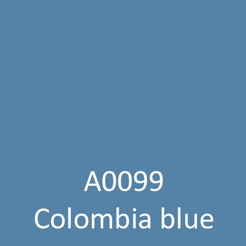 a0099 colombia blue