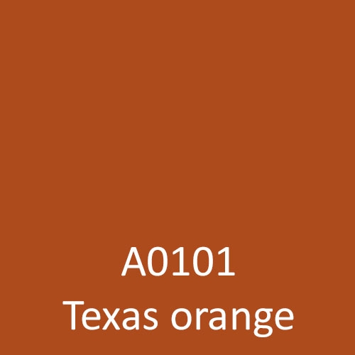 a0101 texas orange