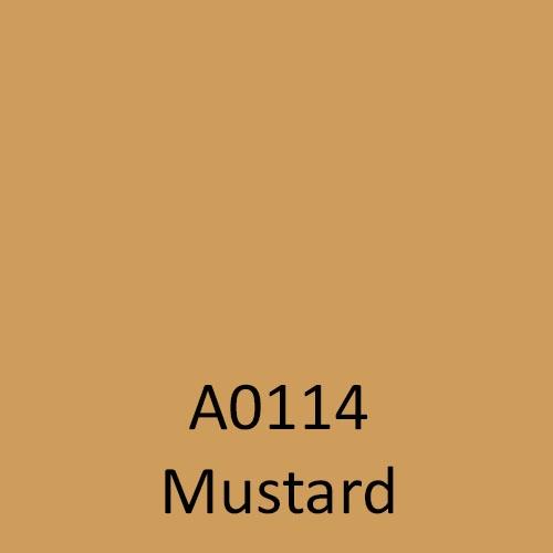 a0114 mustard