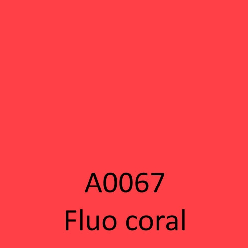 a0067 fluo coral