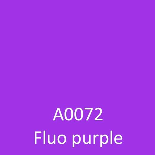 a0072 fluo purple