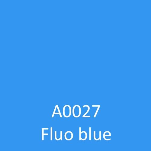 a0027 fluo blue