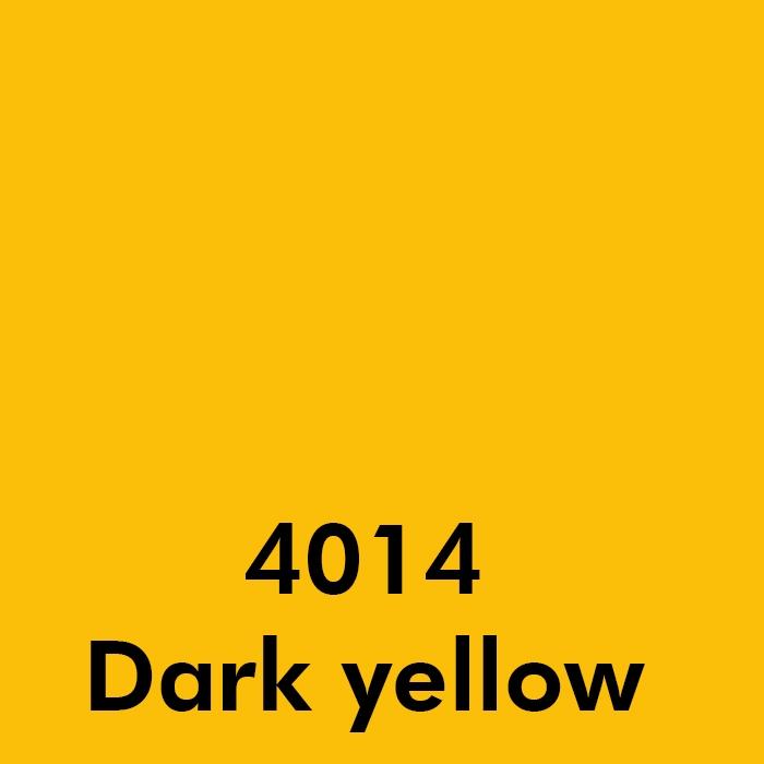 4014 Dark yellow