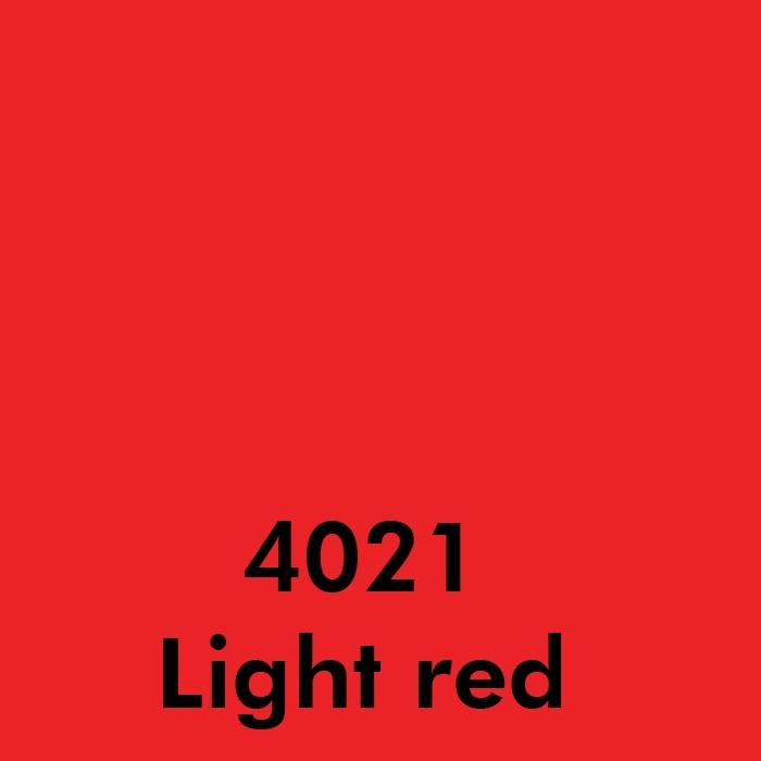 4021 Light red