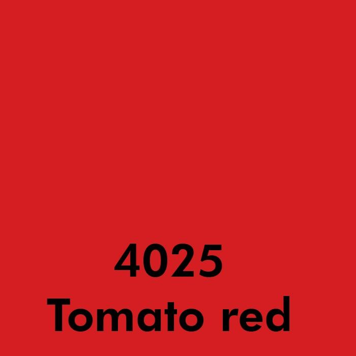 4025 Tomato red