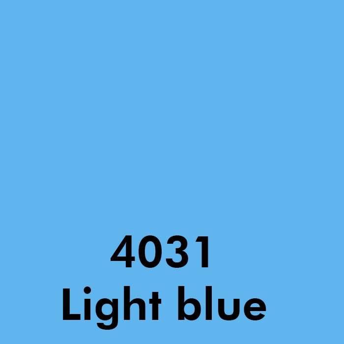 4031 Light Blue