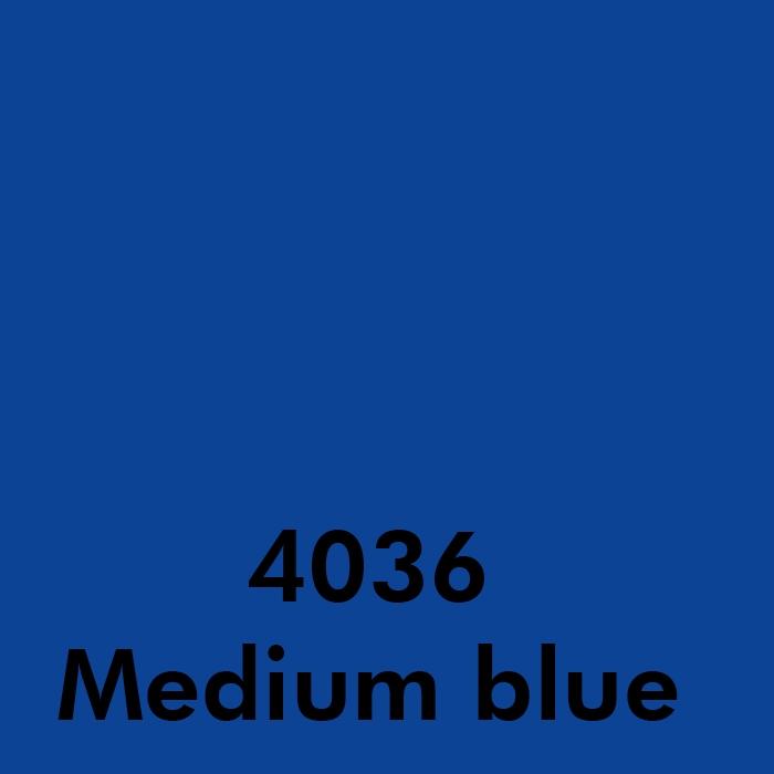 4036 Medium blue