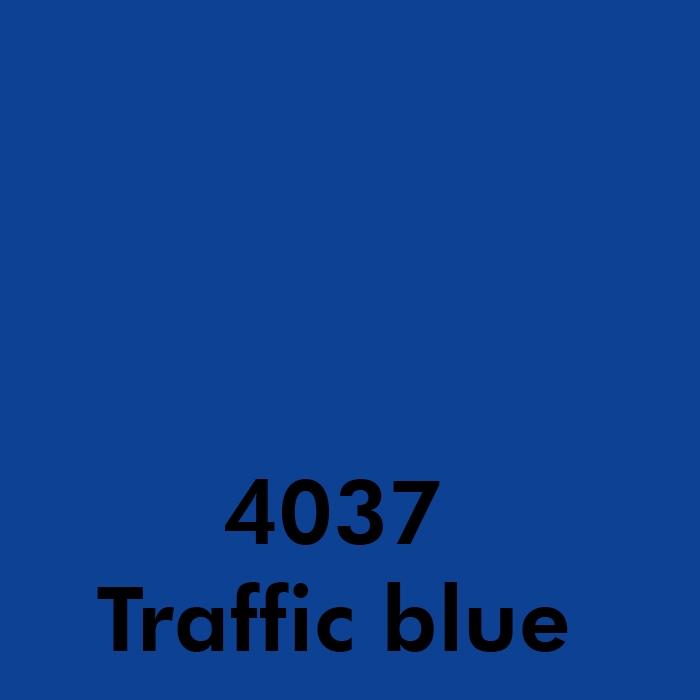 4037 Traffic blue