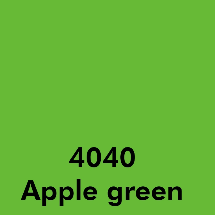 4040 Apple green