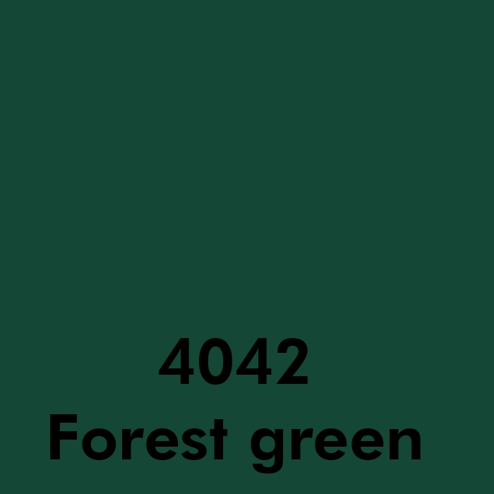 4042 Forest green