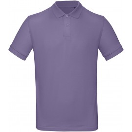 CGPM430 - Men's organic polo zwart