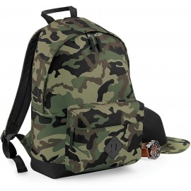 BG175 - Camo Backpack jungle