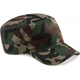 B33 - Camouflage Army Cap field
