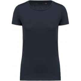 K3001 - Dames-t-shirt Supima® zwart