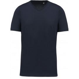 K3002 - Heren-t-shirt Supima® V zwart