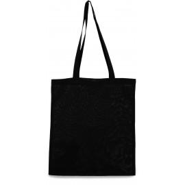 KI0288 -Shopper van bio katoen zwart va 14 feb 2020