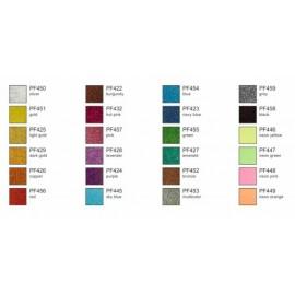 Kleurenkaart politape pearl glitter