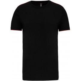K3020 - T-shirt DayToDay black*red
