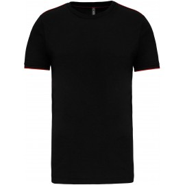 K3020 - T-shirt DayToDay black*red