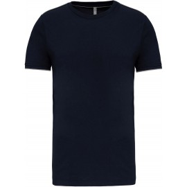 K3020 - T-shirt DayToDay  navy*silver