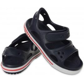 CR14854 - Crocs™ Kids' Crocband™ II Sandals navy*white