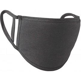 PR799 - dark grey  Antimicrobieel en herbruikbaar beschermingsmasker