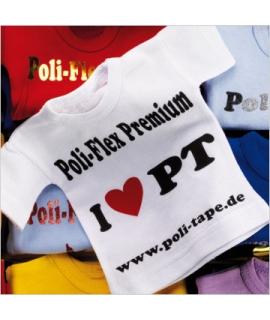 POLI-FLEX® PREMIUM Flexfolie vel 30 x 50 cm