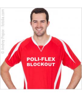 POLI-FLEX BLOCKOUT SOFT Flex vel 30x50 cm