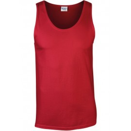GI64200 - Softstyle® Euro Fit Adult Tank Top wit