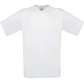 B&C Exact 190 T-shirt wit