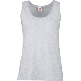 SC61376 - Lady-Fit Valueweight Vest heather grey