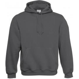 CGWU620 - B&C Hooded zwart