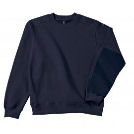 CGWUC20 - B&C Hero Pro Sweatshirt B&C PRO zwart