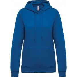 K473 dames hoodie zwart