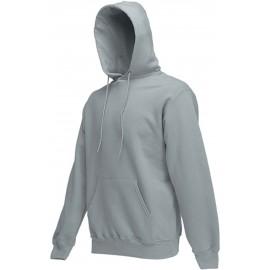 SC244C - Classic Hood heather grey