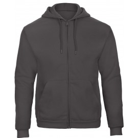 CGWUI25 - ID.205 Hooded Full Zip antracite