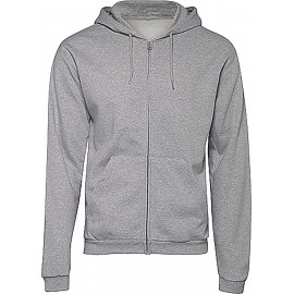 CGWUI25 - ID.205 Hooded Full Zip heather grey